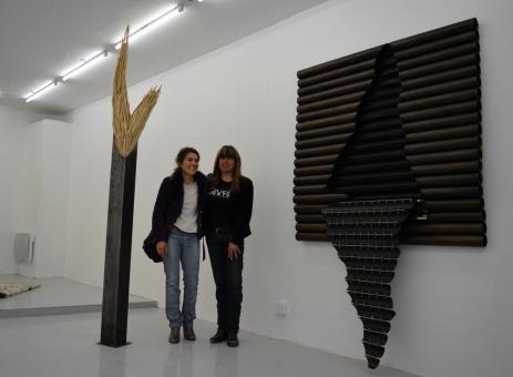 Aliénor Welschbillig et Ileana Rodriguez.